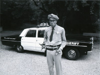 Mark Cline as Barney Fife