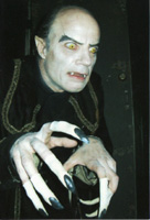 Mark Cline as Dracula