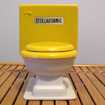 Toilet Radio by Stellarsonic