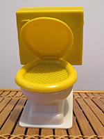 Toilet Radio with speaker