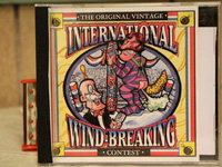 International Farting Contest CD