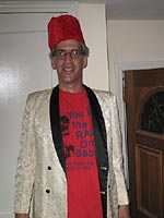 Assistant Bob, looking Fez-a-riffic!