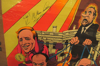 Detail of Watergate Era Poster signed by G. Gordon Liddy
