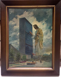 Jesus at the United Nations