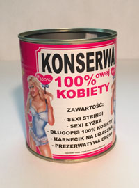 Polish Can of Sexiness