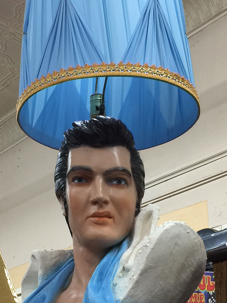 Amazing Elvis Lamp